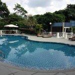 Pool on 2nd floor