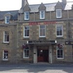 a beautiful 19th Century Coaching Inn in the centre of town
