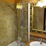 Salle de bain hydromassant