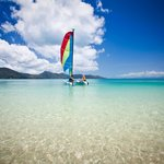 Windsurfing - One&Only Hayman Beach