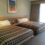 Queen size beds