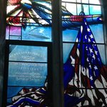 Billy Fiske III Memorial Window Boxgrove Church