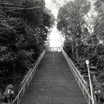 Stairs -Atago Shrine