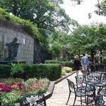 Cafe @ Glover Gardens near Tamaki Miura statue