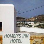 Homers Inn - view