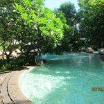 маленький бассейн