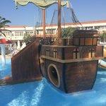 Pirate ship- lots of fun