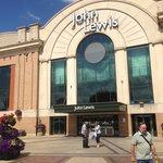 John Lewis entrance, Trafford Centre