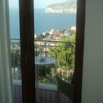 Superior sea view room aspect