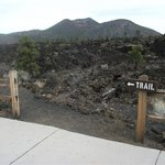 lava flow trail