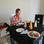 Che colazione !!!