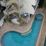 Nice and clean swimming pool