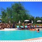 Belle piscine, détente assuré :)