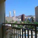 vista desde mi balcón