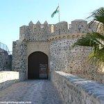 Acceso al Castillo San Miguel, Almuñécar