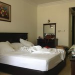 Good Size Bedroom, poor A/C...