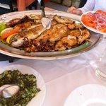 grigliata di pesce misto