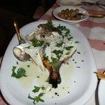 Очень вкусная средиземноморская рыба без костей (не запомнил название)
