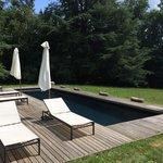 Une piscine très agréable