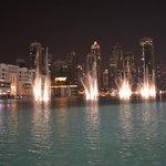 Dubai Fountains..