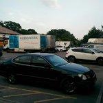 Hgvs in car park