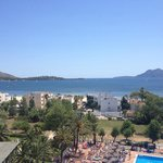 View from Room 743��