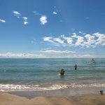 saubere Strände, schönes Meer...