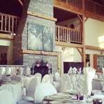 Wedding at the timberhouse