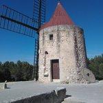 The windmill ...