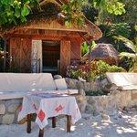 bungalow dello zahir de l'ile