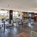 Cafetería interior