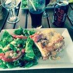Lasagnes à la brousse / StephHKM 28juillet2014