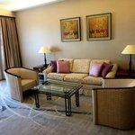 Salon suite дополнительная комната