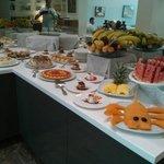 buffet dei dessert