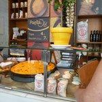 Paella no Mercado