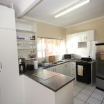 Kitchen in self catering unit