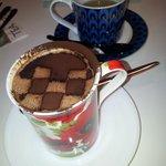 Le chocolat maison à la cannelle vaut vraiment le détour !