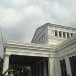 Bangunan Museum, peninggalan kolonial Belanda
