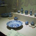 Koleksi Keramik dari China