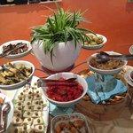 buffet di cena