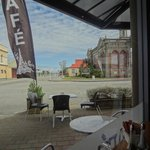 Museum from Cafe