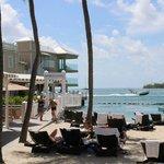 plage et bar