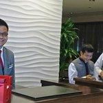 Concierge & Front desk