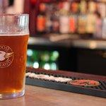 Silver Creek (local draft beer)