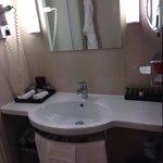 Baño de la habitación  219