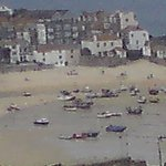 St Ives only a 20 minute walk