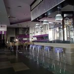 Bar and lounge of riu hotel!!
