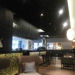 Лобби и ресторан
