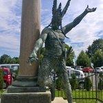 monumento  a Umberto 1