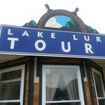 Lake Lure Pontoon Boat Tours